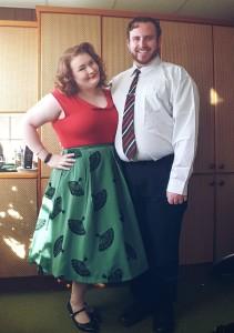 Merry Christmas from Mrs Ginger Fox and hubby (Arjade/ZorakTheTroll)
